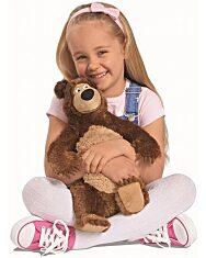 Masha és a Medve: plüss mackó - 40 cm - 2. Kép