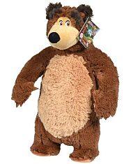 Masha és a Medve: plüss mackó - 40 cm - 1. Kép