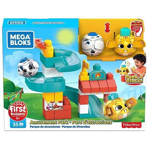 Mega Bloks: Vidámpark - 3. Kép