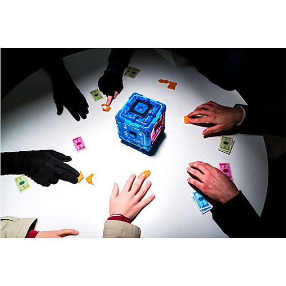 Megableu: Bank Attack társasjáték - 3. Kép