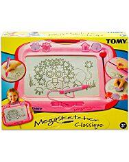 Megasketcher mágneses rajztábla - rózsaszín - 1. Kép