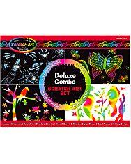 Melissa and Doug: Képkarc készítő deluxe szett - 1. Kép