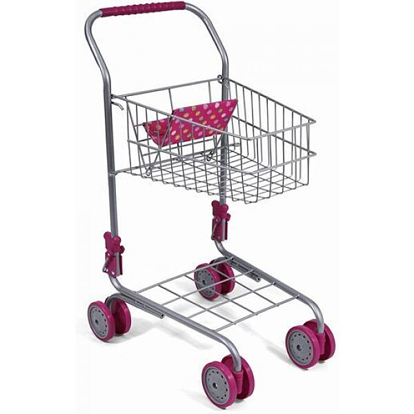 Melobo: Játék bevásároló kocsi - 1. Kép