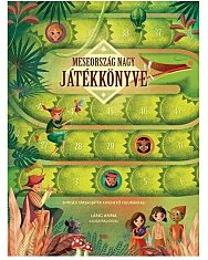 Meseország nagy játékkönyve - 8 mesés társasjáték kivehető figurákkal - 1. Kép