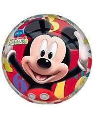 Mickey egér játszótere mintás labda - 23 cm - 1. Kép