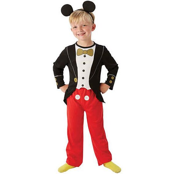 Mickey egér jelmez - 98 cm - 1. Kép
