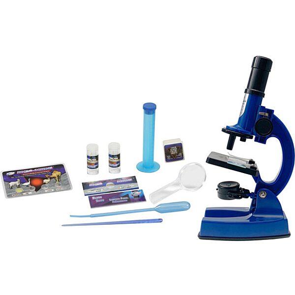 Mikroszkópkészlet kofferben