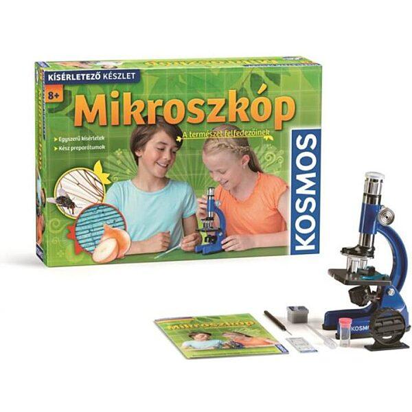 Mikroszkópos kísérletező készlet - 3. Kép