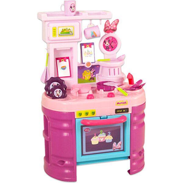 Minnie egér: játékkonyha 15 kiegészítővel - 2. Kép