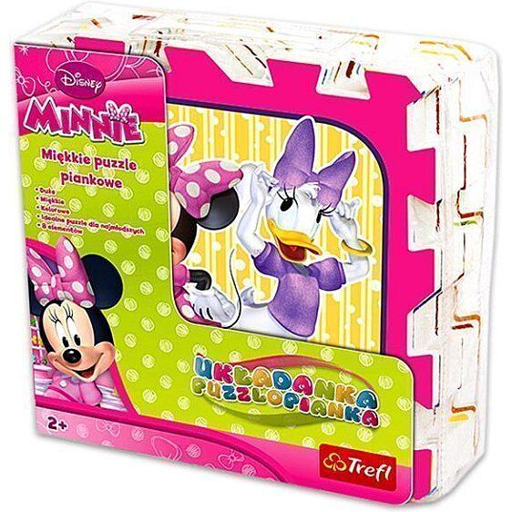 Minnie egér szivacs puzzle - 1. Kép