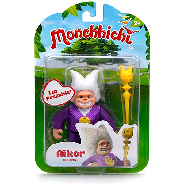 Monchhichi: Aikor figura - 1. Kép
