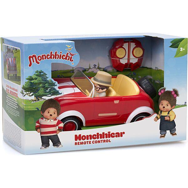 Monchhichi: Monchhicar távirányítós autó - 4. Kép
