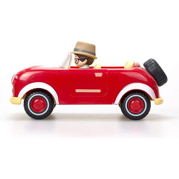 Monchhichi: Monchhicar távirányítós autó - 5. Kép