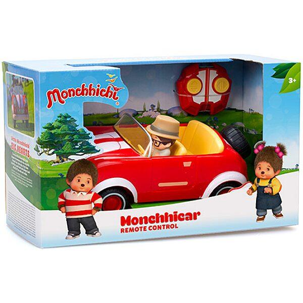 Monchhichi: Monchhicar távirányítós autó - 1. Kép