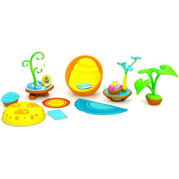 Monchhichi: nappali játékszett - több féle - 2. Kép