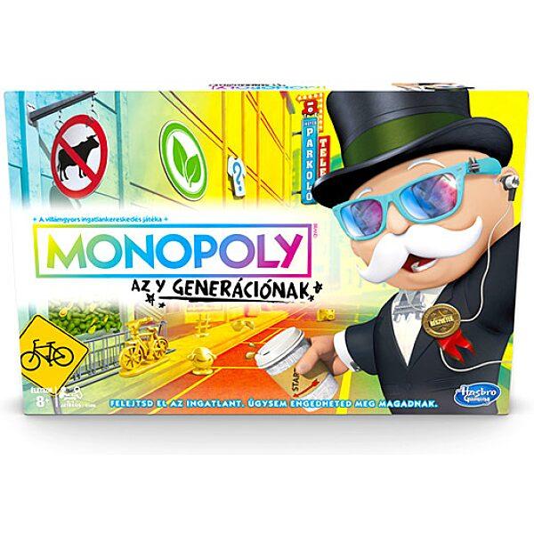 Monopoly: Az Y generáció társasjáték - 2. Kép
