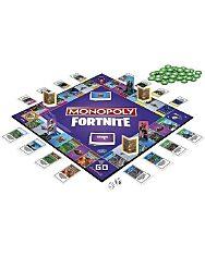 Monopoly: Fortnite társasjáték - angol nyelven - 2. Kép