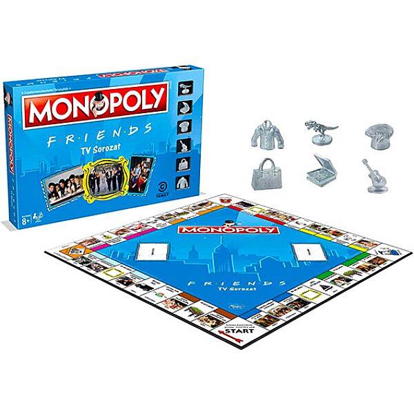 Monopoly: Jóbarátok társasjáték - 1. Kép
