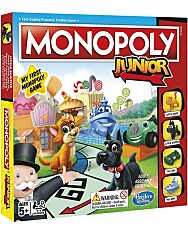 Monopoly Junior - 1. Kép