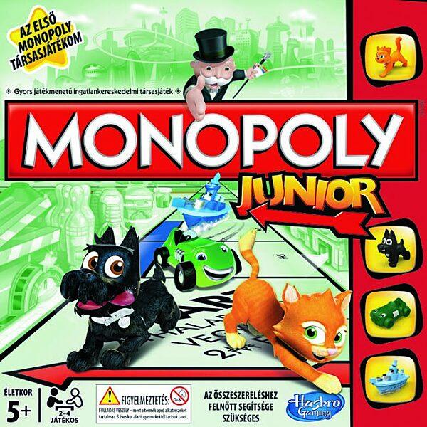 Monopoly Junior - 4. Kép