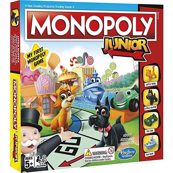 Monopoly Junior - 1. Kép