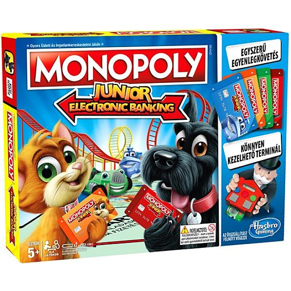 Monopoly Junior: Electronic Banking - 4. Kép