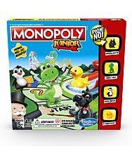 Monopoly Junior - román nyelvű társasjáték - 1. Kép
