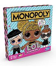 Monopoly - L.O.L Surprise - angol nyelvű - 1. Kép