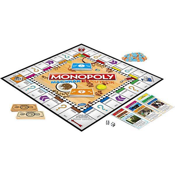 Monopoly - Macskák és Kutyák - 2. Kép