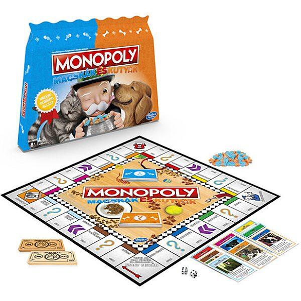 Monopoly - Macskák és Kutyák - 3. Kép