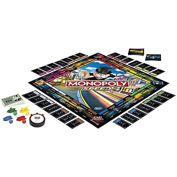 Monopoly: Speed társasjáték - 2. Kép