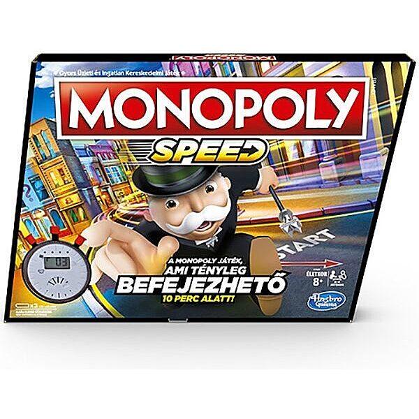 Monopoly: Speed társasjáték - 1. Kép