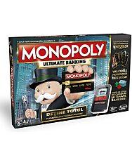 Monopoly Ultimate Banking - román nyelvű társasjáték - 1. Kép
