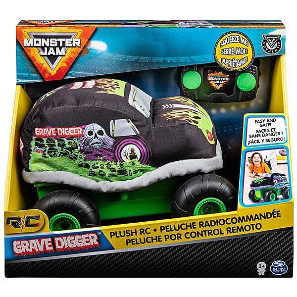 Monster Jam: Az első RC távirányítós autóm - 1. Kép