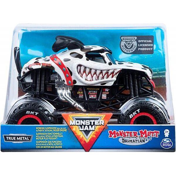 Monster Jam: Monster Mutt Dalmatian kisautó - 1:24 - 1. Kép