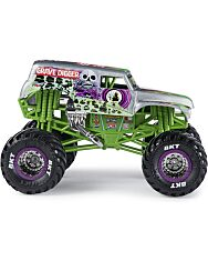 Monster Jam RC: Grave Digger távirányítós autó - 1:24 - 2. Kép