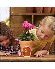 My Fairy Garden: Mini virágcserép házikó - 2. Kép