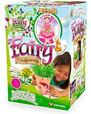 My Fairy Garden: Mini virágcserép házikó - 1. Kép