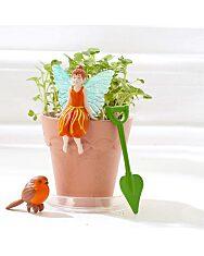 My Fairy Garden Mini virágcserép tündérrel - 2. Kép