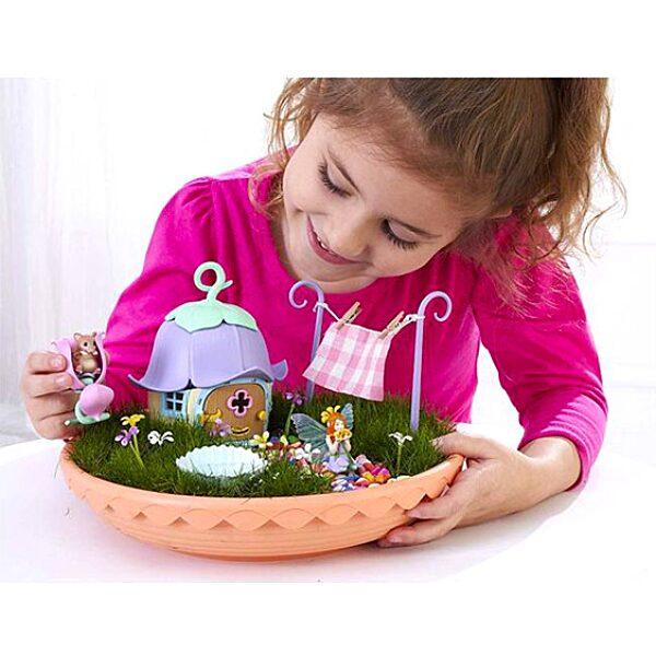 My Fairy Garden: Mini virágos házikó - 3. Kép