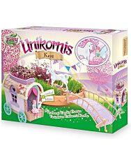 My Fairy Garden: Unikornis kert ekhós szekérrel - 1. Kép