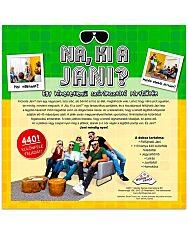 ki a Jani? parti társasjáték - 1. Kép