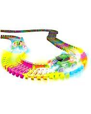 Neon Glow Twister Tracks: Race Series 221 autópálya - 1. Kép
