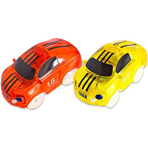 Neon Glow Twister Tracks: Race Series autók - 2. Kép
