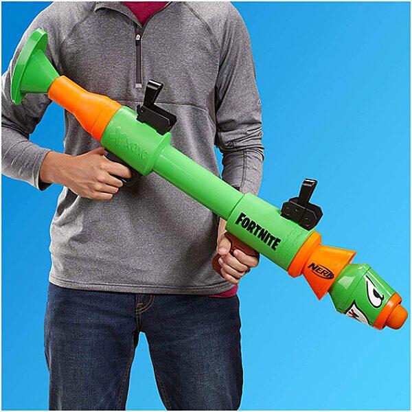 Nerf: Fortnite Fire Rocket szivacslövő fegyver - 2. Kép