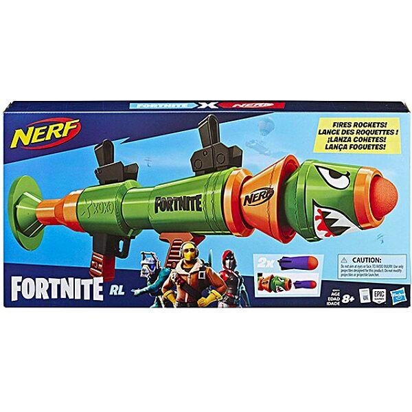 Nerf: Fortnite Fire Rocket szivacslövő fegyver - 3. Kép
