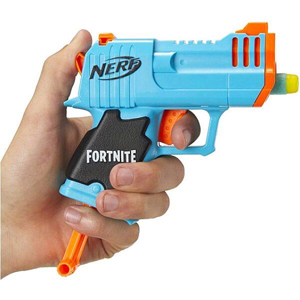 Nerf: Fortnite Microshots szivacslövő pisztoly - kék - 2. Kép