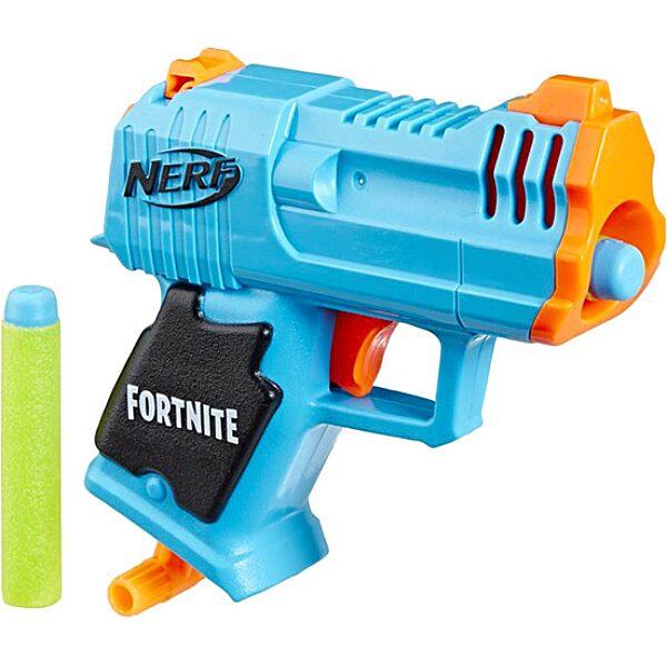 Nerf: Fortnite Microshots szivacslövő pisztoly - kék - 1. Kép