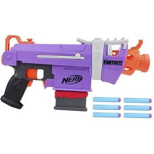 NERF: Fortnite SMG-E szivacslövő fegyver - 2. Kép