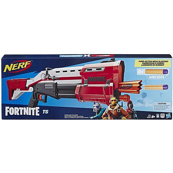 NERF: Fortnite TS - szivacslövő fegyver - 1. Kép